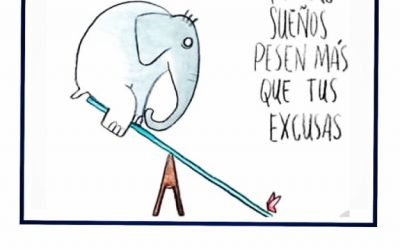 La historia del elefante